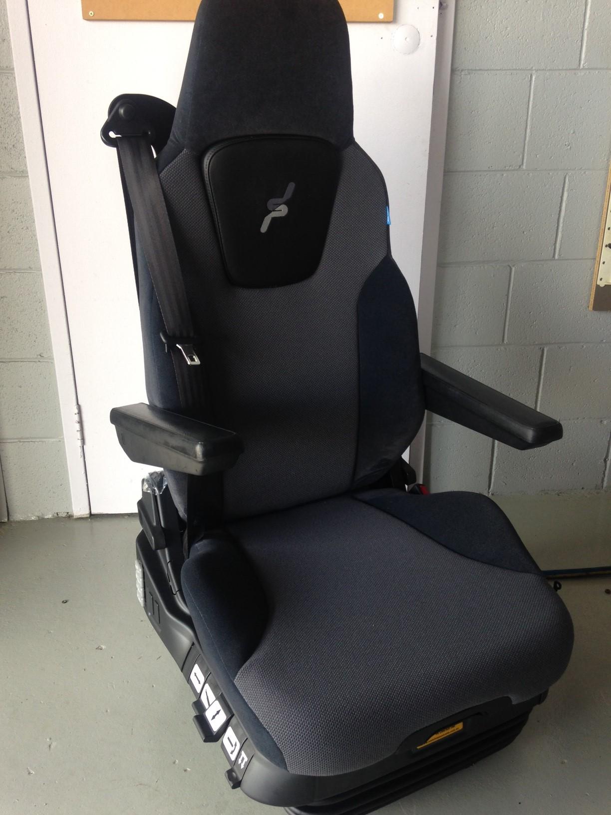 Truck Seating :: Volvo i-Shift Seat - Seat Shop Australia